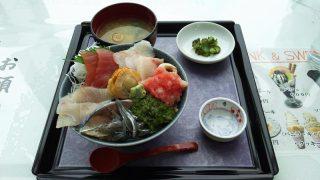 れすとらん海の海鮮丼