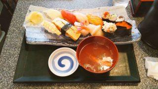 芝蔵の寿司