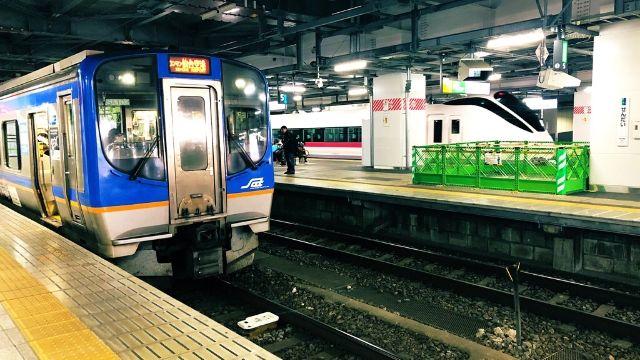 仙台空港アクセス線と特急ひたち