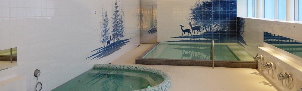 ゆぽっぽの温泉