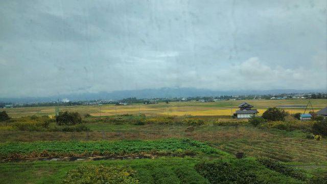 会津地方の平野