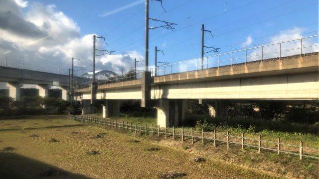 青函トンネルに入る元津軽海峡線