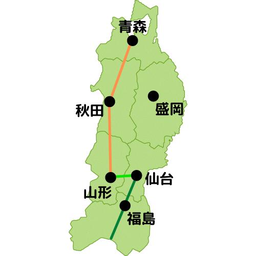 【青森~盛岡】青春18きっぷで青い森鉄道・いわて銀河鉄道は乗れる?