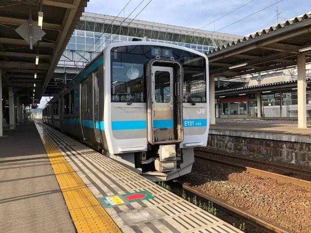 八戸線キハE130系