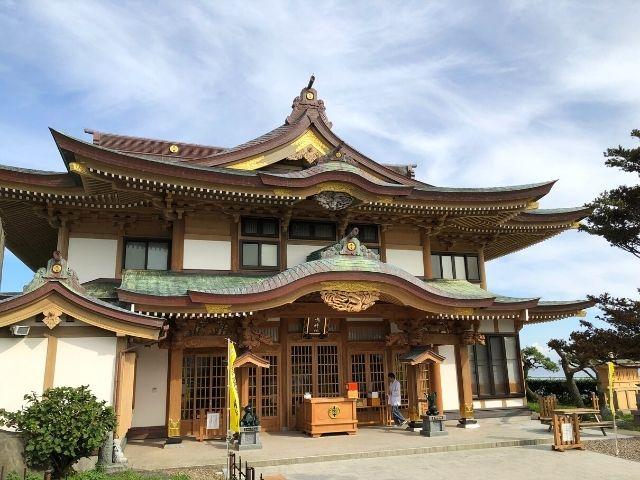 蕪嶋神社の社殿