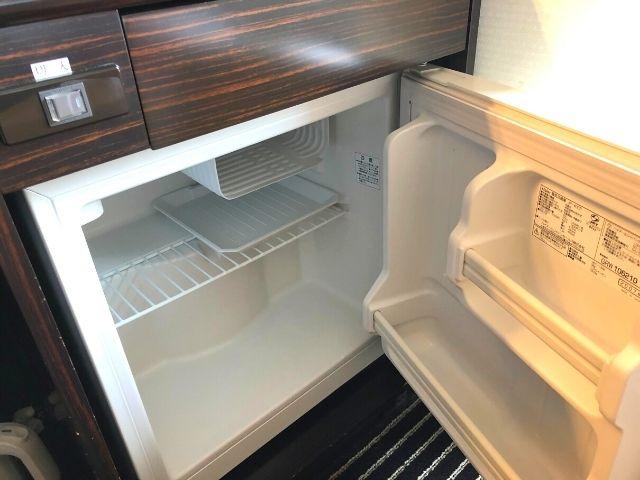 アパヴィラホテル仙台駅五橋の冷蔵庫