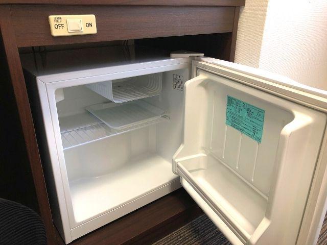 コンフォートホテル仙台西口の冷蔵庫