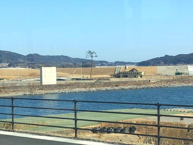 奇跡の一本松と陸前高田ユースホステル