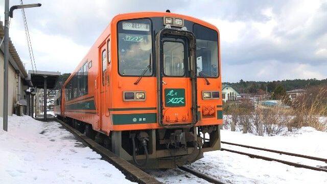 津軽鉄道の普通列車