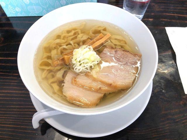 会津山塩らぁ麺