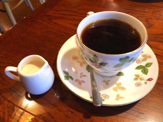珈琲館蔵のコーヒー